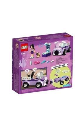 LEGO Friends Emma'nın Veteriner Kliniği 1