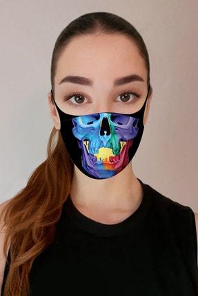 ART FACE Baskılı Yıkanabilir Yüz Maskesi Art-kk-06 1