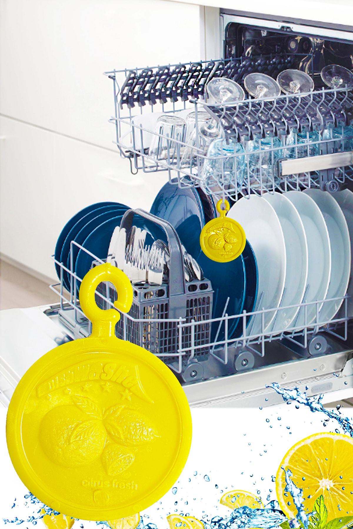 Helen's Home Bulaşık Makinesi Koku Giderici - Limon Esintisi 0