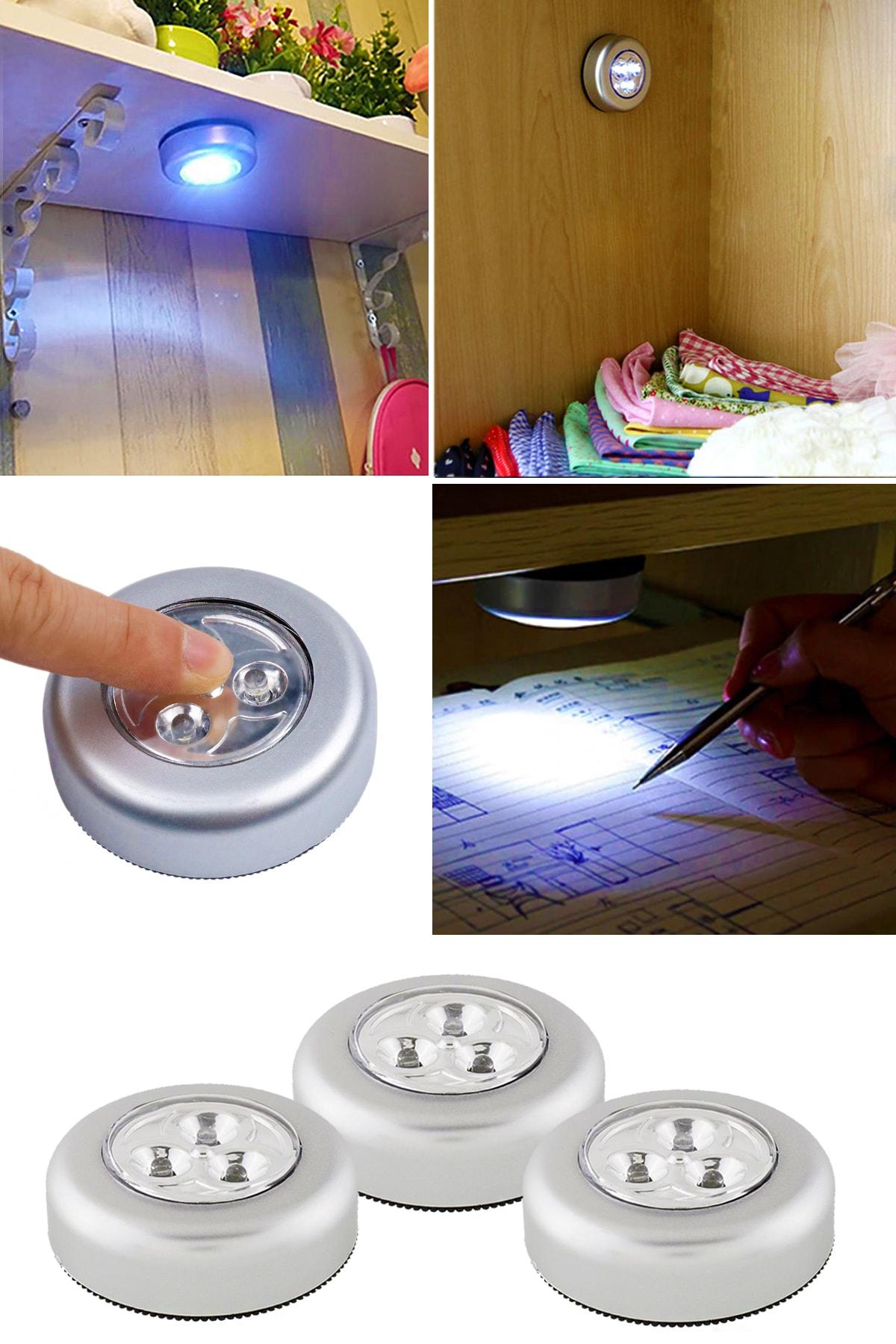 Helen's Home Dokunmatik Spot Lamba Stick N Press 0