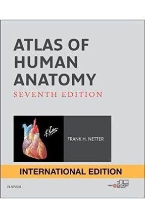 Elsevier Netter Atlas Of Human Anatomy International Edition, 7th Edition 0