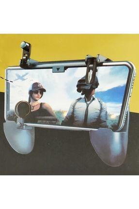 NoTech Gameped W11 Ateşleyici Tetik Joystick Mobile Controller Oyun Konsolu 0
