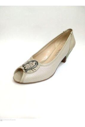 Floor Kadın Bej Ayakkabı 0