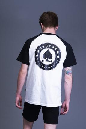 Mushroom Apparel Trucks N Spades Reglan T-shirt 0