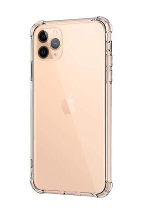 Apple Shock Absorbing Kılıf, Microsonic Iphone 11 Pro (5.8'') Şeffaf 0