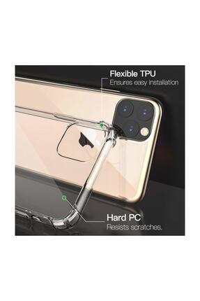 Apple Shock Absorbing Kılıf, Microsonic Iphone 11 Pro (5.8'') Şeffaf 2