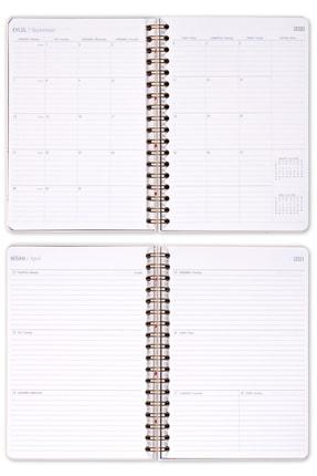 Matt Notebook 2020-2021 Akademik Ajanda - 16 Aylık 3