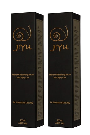 JIYU Intensive Repairing Serum Anti Aging Care 100 ml 2x1 Avantajlı Paket 1