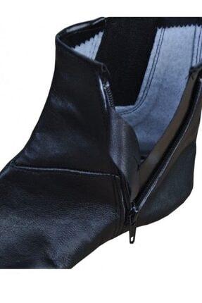 ARSLAN MEST Deri Yanı Lastikli Çorap Mest 1