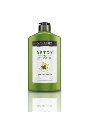 John Frieda Detox Etkili Onarıcı Saç Kremi 200ml 0