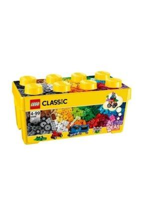 LEGO Classic 10696 Orta Boy Yaratıcı Yapım Kutusu 0