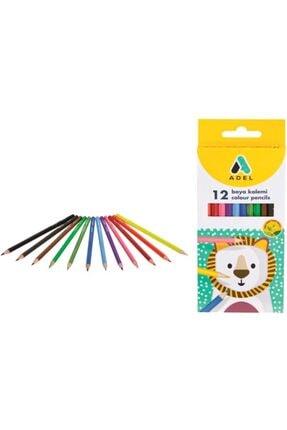 Adel 12' Li Kuru Boya (colour Pencils) 0