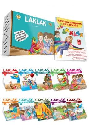 Model Eğitim Yayınlar�� Model Yayınları 1.sınıf 10 Lu Hikaye Laklak 0