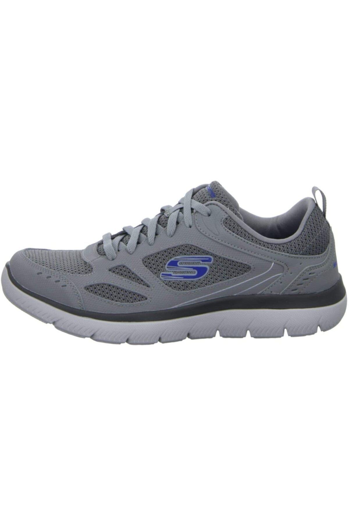 Erkek Ayakkabı 52812-gry