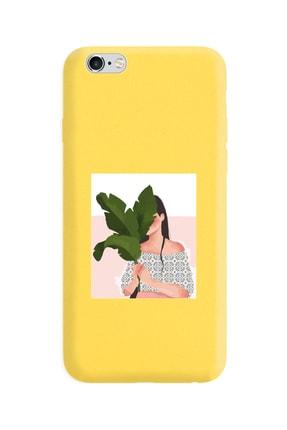 Spoyi Sarı Lansman Kılıf Iphone 6 Plus 0