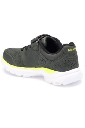 Kinetix Skorty Haki Lime Erkek Çocuk Spor Ayakkabı 2