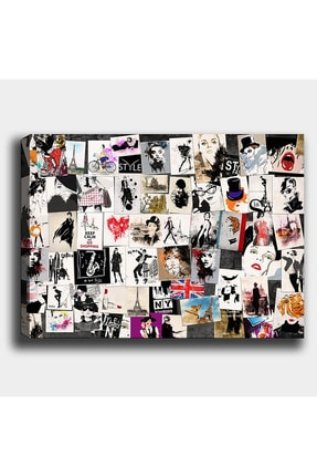 Shop365 Dekoratif Kanvas Tablo 150 X 100 Cm Sb-27534 0