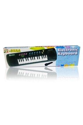 Erzi Oyuncak Mikrofonlu Org 31 Tuşlu Klavye Sesli Oyuncak Org 2