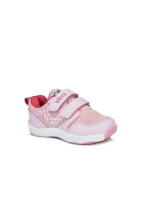 Vicco Kız Çocuk Pembe Spor Ayakkabı 0