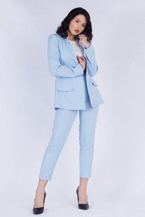 TEORA FASHION Tasarım Ceket Pantolon Takım 1