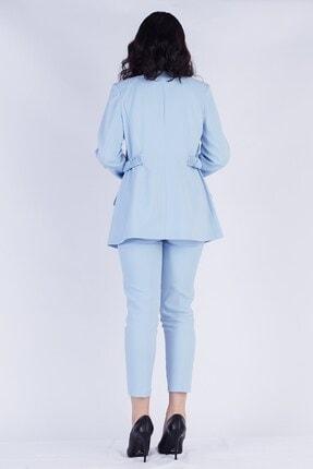 TEORA FASHION Tasarım Ceket Pantolon Takım 3