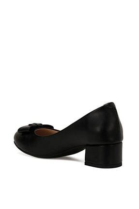 Nine West LENIO Siyah Kadın Klasik Topuklu Ayakkabı 100526576 2