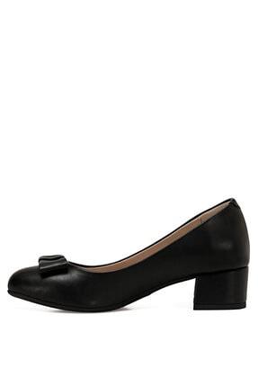 Nine West LENIO Siyah Kadın Klasik Topuklu Ayakkabı 100526576 3