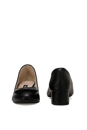 Nine West LENIO Siyah Kadın Klasik Topuklu Ayakkabı 100526576 4
