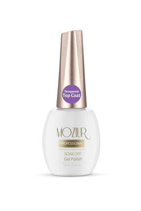 MOZIUR Tempered Top Coat 15 ml Oje 0