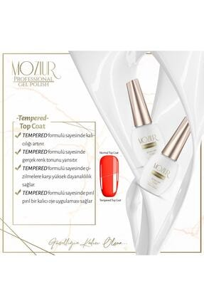 MOZIUR Tempered Top Coat 15 ml Oje 1