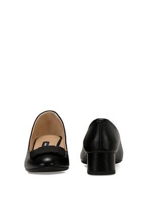 Nine West LENI Siyah Kadın Klasik Topuklu Ayakkabı 100526574 4