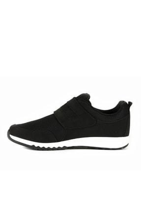 Slazenger Alıson Günlük Giyim Kadın Ayakkabı Siyah / Beyaz 3