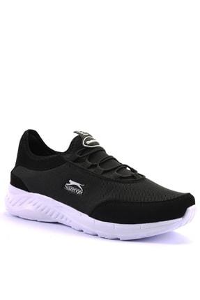 Slazenger Pasha  Koşu & Yürüyüş Kadın Ayakkabı Siyah / Beyaz 1