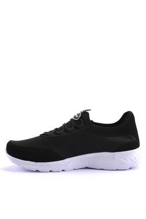 Slazenger Pasha  Koşu & Yürüyüş Kadın Ayakkabı Siyah / Beyaz 2