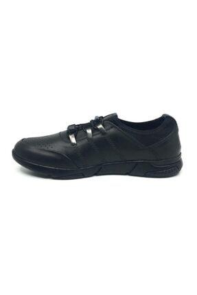 Taşpınar Erkek Siyah Günlük  Bağsız Ayakkabı 2