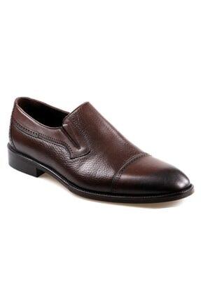JAMES FRANCO 16564 Kahve Klasik Erkek Deri Ayakkabı 0