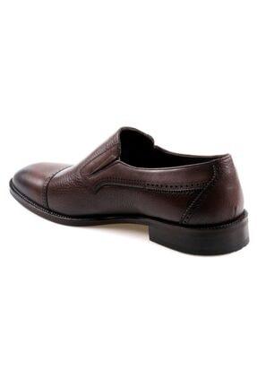 JAMES FRANCO 16564 Kahve Klasik Erkek Deri Ayakkabı 2