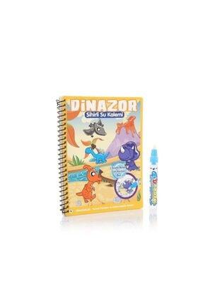 DEEMBRO Sihirli Boyama Kitabı Özel Kalemi Water Magic Boyama ( 3 Kitap Bir Arada ) 3