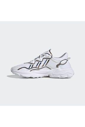 adidas Erkek Beyaz Ozweego Günlük Spor Ayakkabı 0