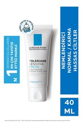 La Roche Posay Toleriane Sensitive - Hassas Ciltler Için Nemlendirici Bakım Kremi 40ml 0