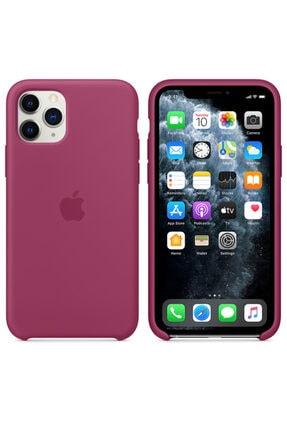 TEKNO GARAGE Apple Iphone 11 Pro Max Orijinal Silikon Kılıf Güvencesiyle %100 Ithal 0