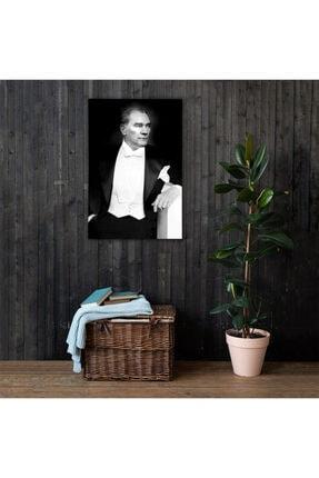 Dijitarz Atatürk Portre Kanvas Tablo 0