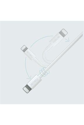 Nokta Apple Iphone 6s Hızlı Şarj Usb Veri Kablosu 120cm - 1