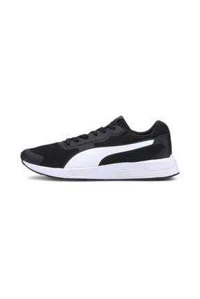 Puma TAPER Siyah Erkek Koşu Ayakkabısı 100654157 1