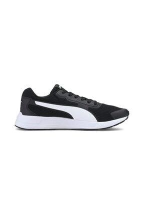 Puma TAPER Siyah Erkek Koşu Ayakkabısı 100654157 2