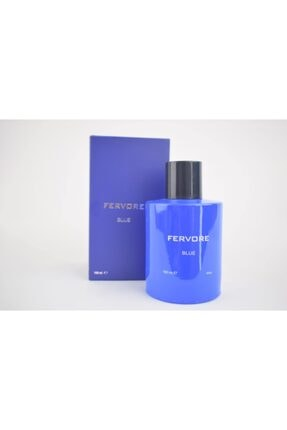 FERVORE Blue Edt 100 ml Erkek Parfüm FERVOREPRFM08 0