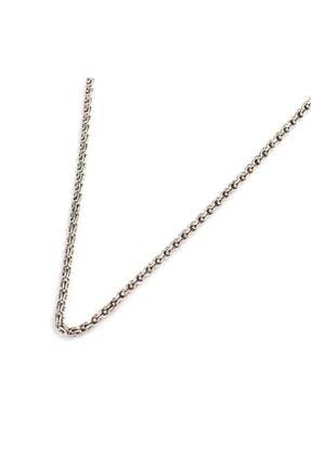 Nas Silver 925 Ayar Gümüş Arnavut Zincir 0