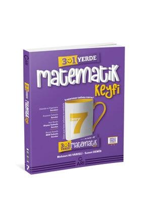 arı yayınları Matemito 3'ü 1 Arada Matematik Keyfi 7.sınıf Arı Yayıncılık 0