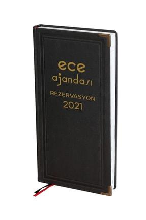 Ece Ajandası 2021 Avrasya 17x33 2021 Rezervasyon Ajandası 0