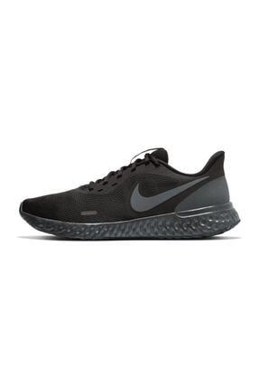 Nike Revolution 5 Siyah Erkek Spor Ayakkabı 1